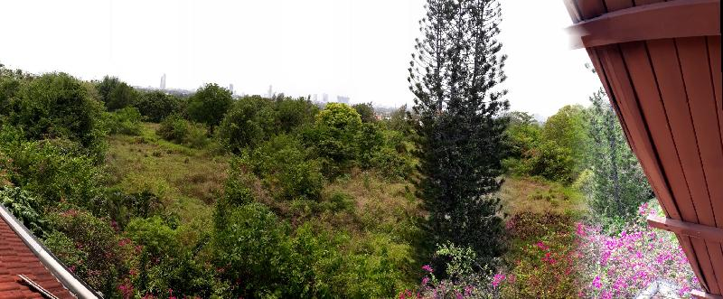 buy or sell Big piece of constructable land (29 rai), east of Pattaya,  with overhanging city and sea view at