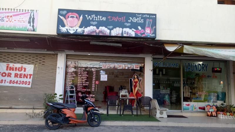 buy or sell Nail saloon for sale at South Pattaya