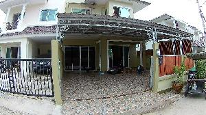 2 level town house east of Pattaya soi Thung Klom-Tan man 8 at
