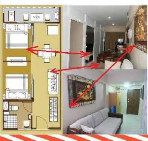 buy or sell Nirun Condo high floor for less then 1MB