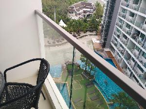 Apartment for sale :  Nice 1 bedroom apartment in the hearth of jomtien at