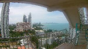Apartment for sale :  Nice apartment in Wongamat with astonishing panoramic view at Wongamat